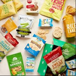 Healthy Snack Sampler