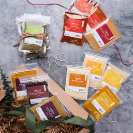 Thrive Market Organic Spices Kit