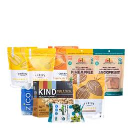 Thrive Global Healthy Snacks