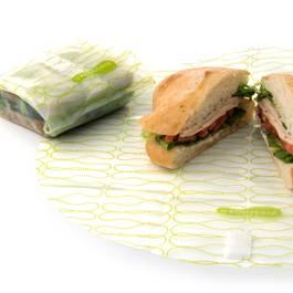 Food Kozy Wraps, Large, Lime