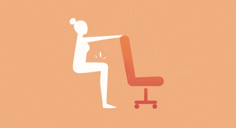 How to Turn Your Office Into Your Gym (Really!)