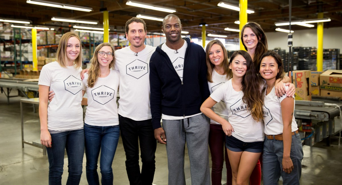 Volunteering at the Los Angeles Food Bank