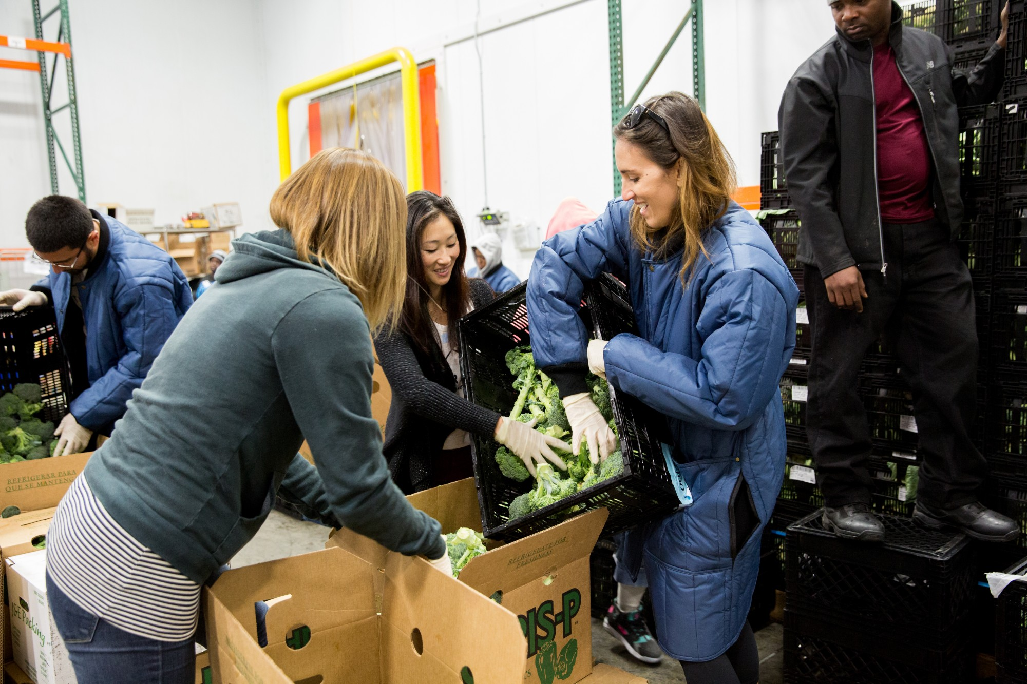 You'll Never Guess How Many Meals Thrivers Donated This Holiday Season