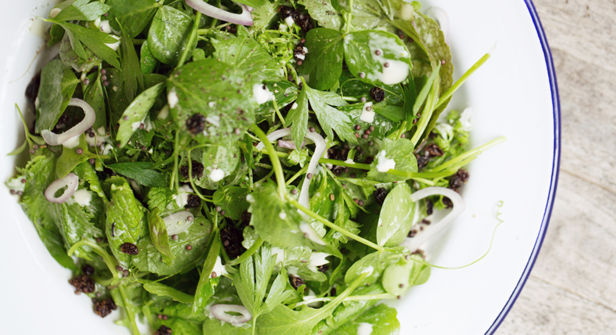 3 Ways to Dress Up Your Greens