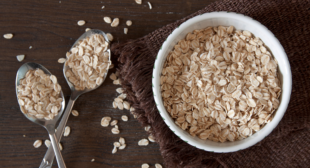 Ask a Nutritionist: 3 New Ways to Use Rolled Oats