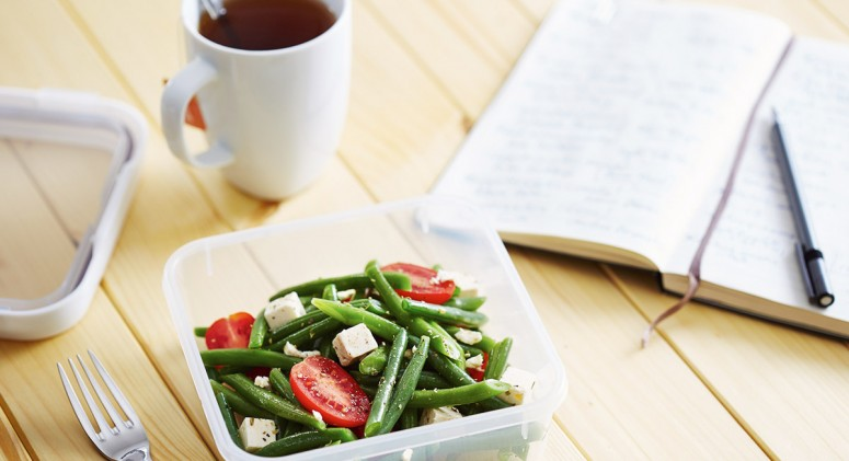 10 Healthy Office Lunch Ideas