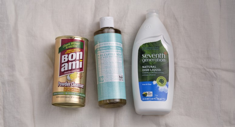 6 Eco-Friendly Cleaning Essentials For A Green Home