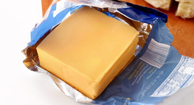 Processed Cheese Slices: The Latest Health Food? [UPDATED]