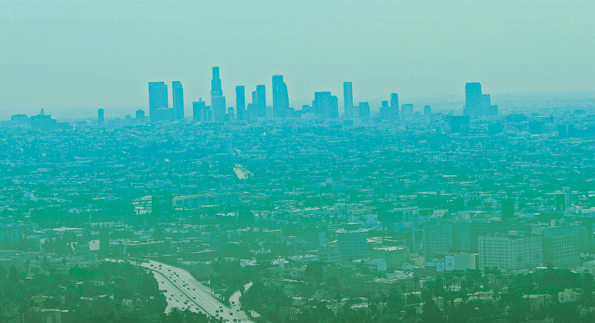 Do You Live In One of America's Most Polluted Cities?