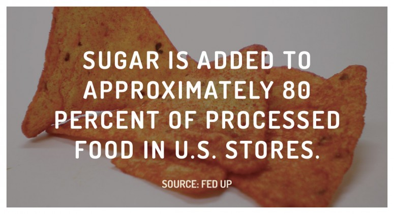 Staggering Statistic: How Much Sugar Is In That?