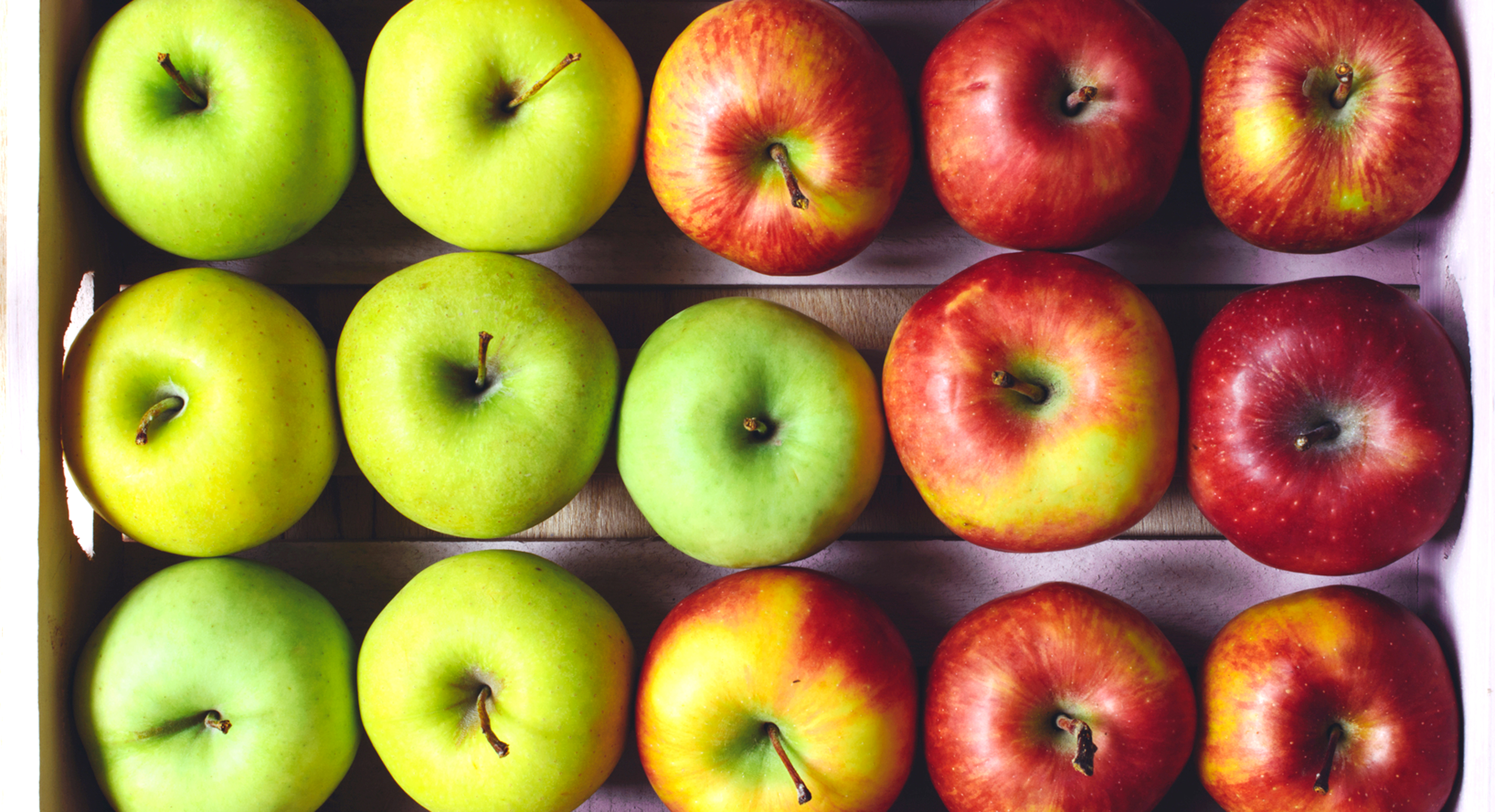 Nutritional Value in Apples