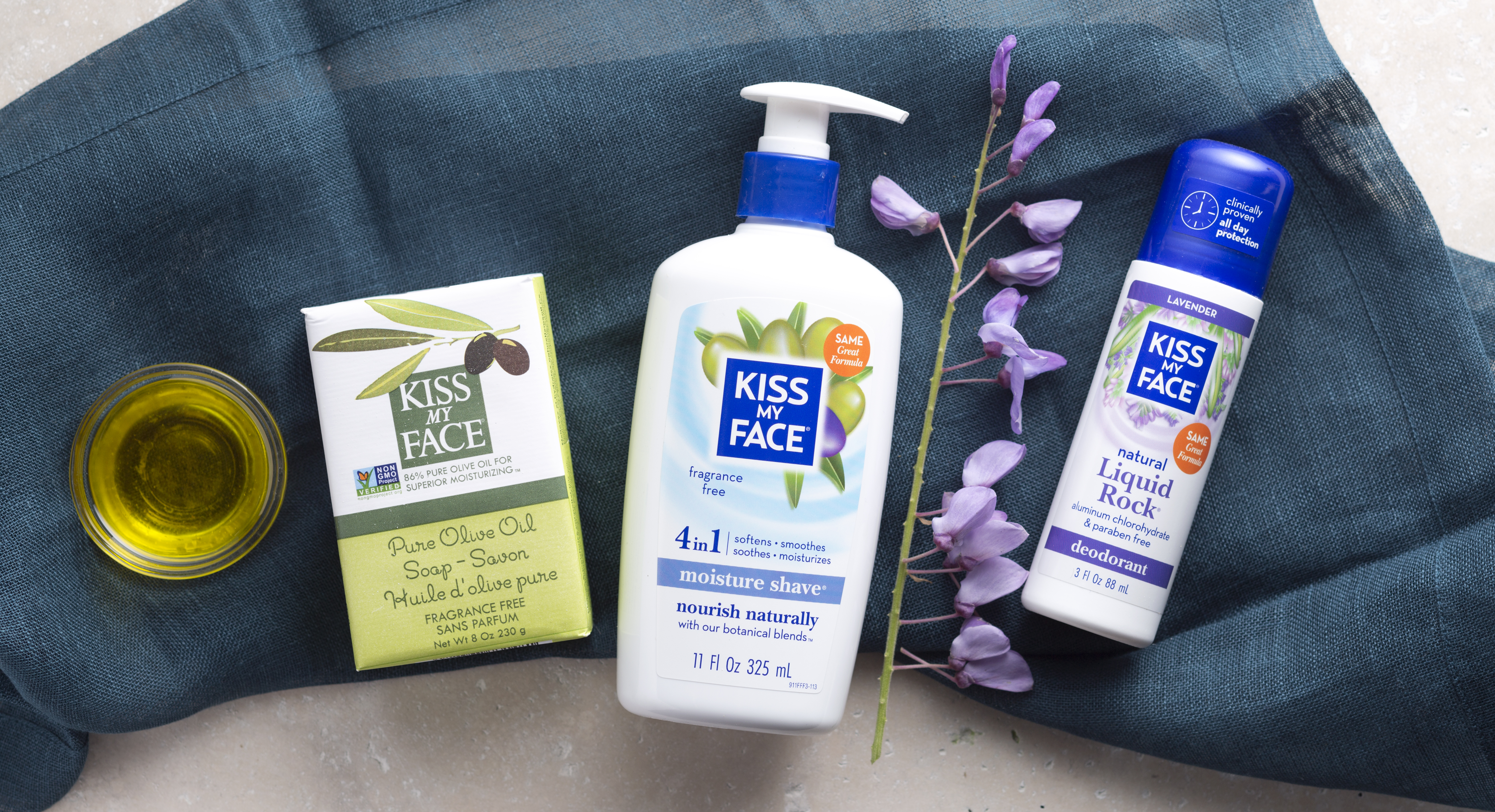 Kiss My Face Thinks It's Time for a Beauty Revolution