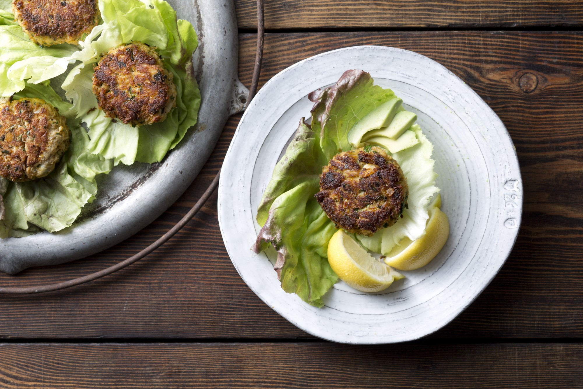 Paleo-Friendly Crab Cakes Recipe