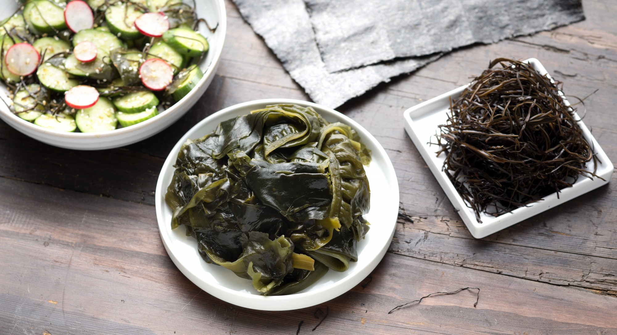 Seaweed Benefits: Is Seaweed Good For You?