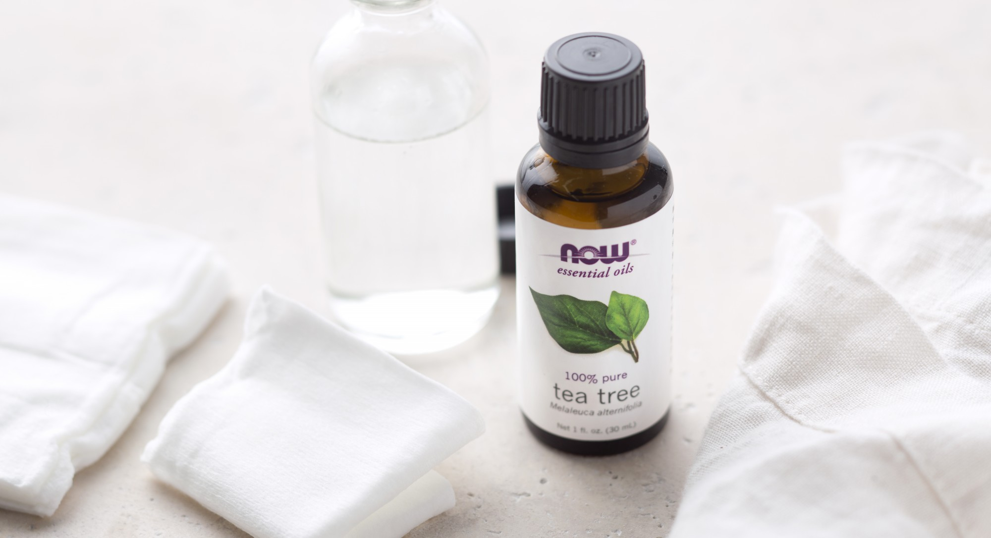 3 Ways To Beat Breakouts With Tea Tree Oil