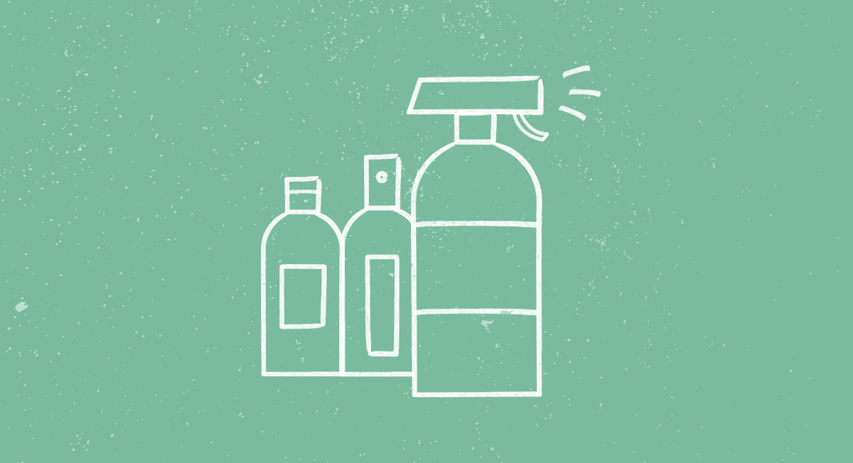 Banish Bugs the Natural Way With This DIY Spray