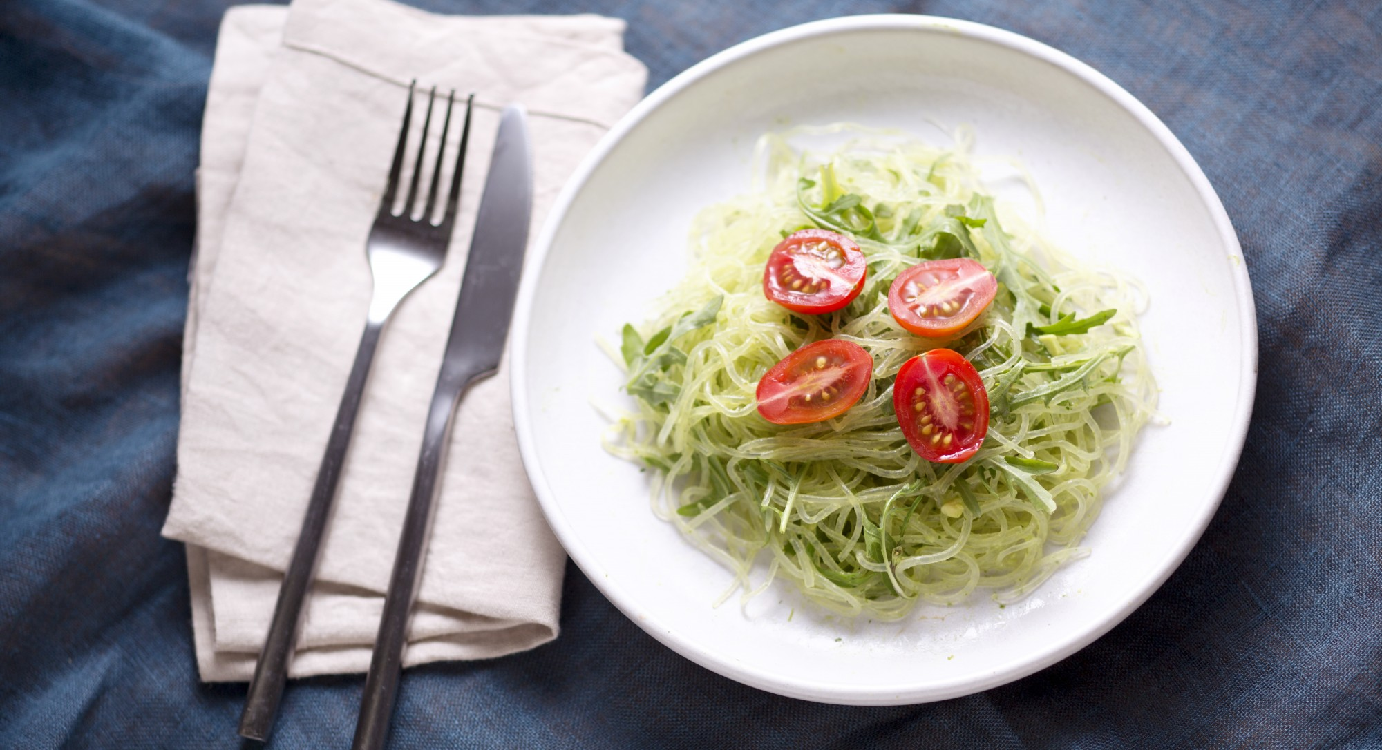 Who Needs Pasta With a Kelp Noodle Dish This Good?
