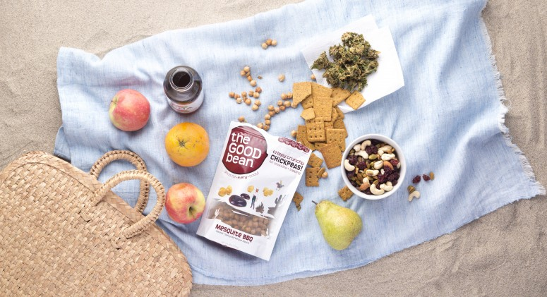The Ultimate Healthy Beach-Day Picnic Menu