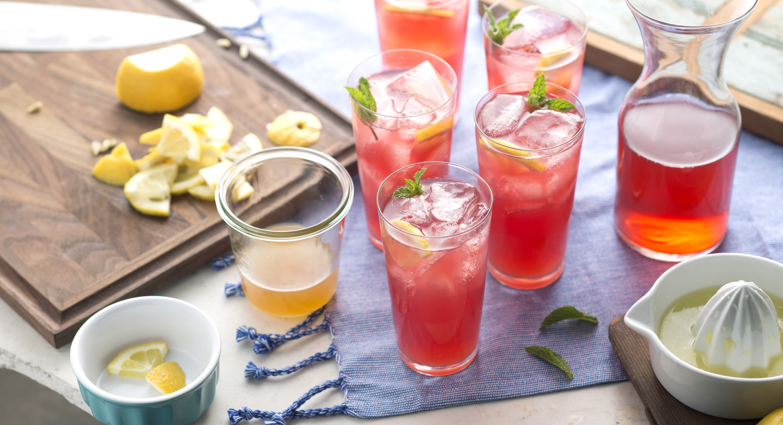 A Bright Twist on a Classic Summer Drink