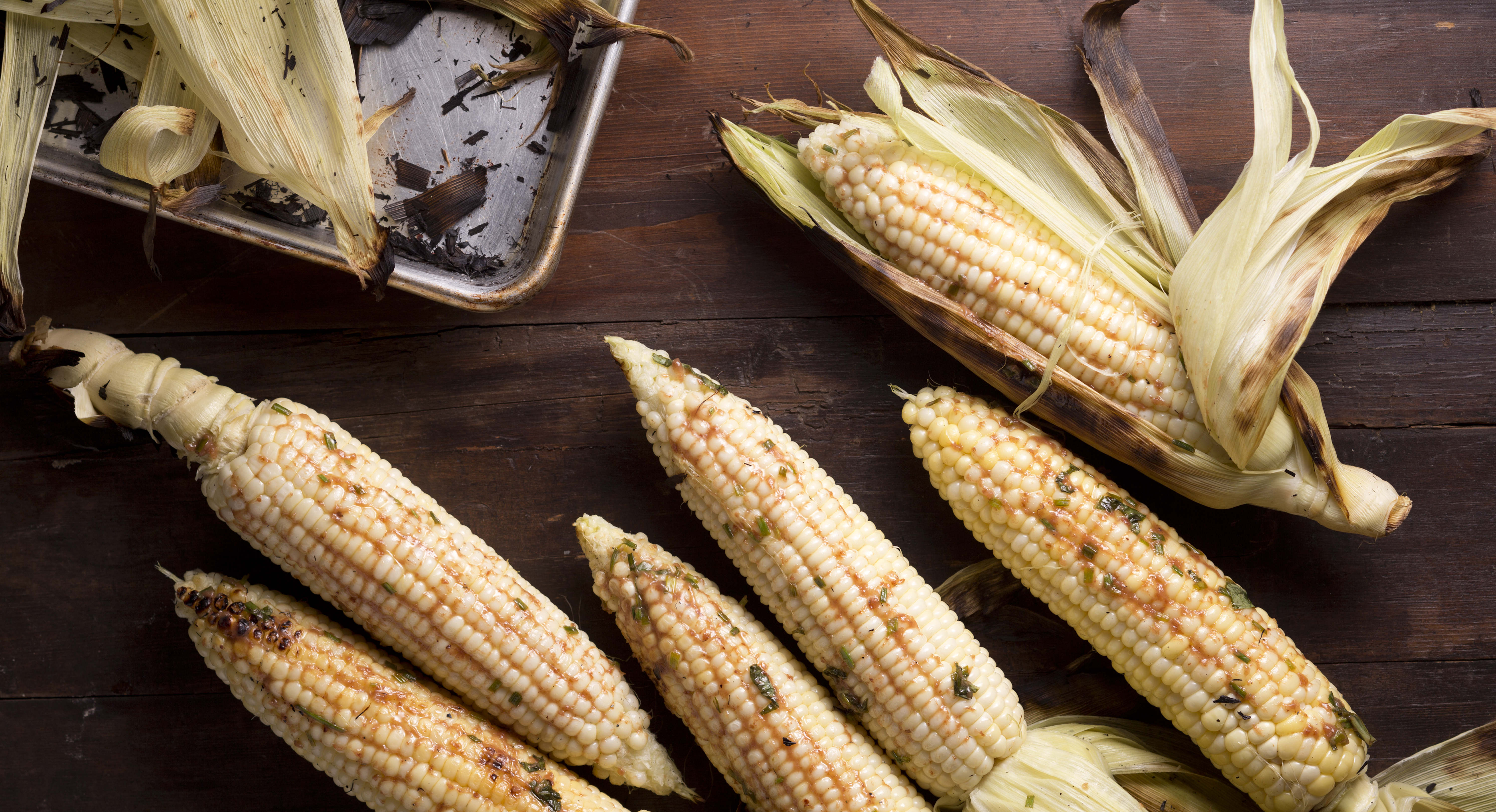 This Incredible Grilled Corn Will Take Your BBQ to the Next Level