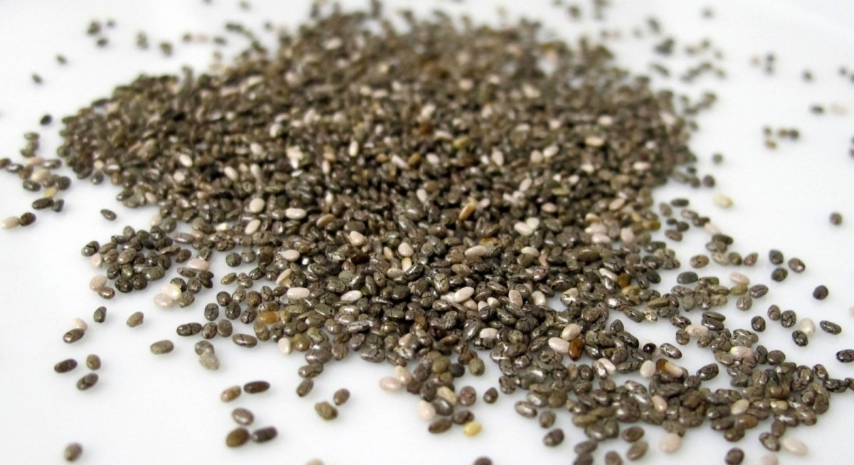 Ingredient of the Week: Chia Seeds, the Chameleons of the Kitchen