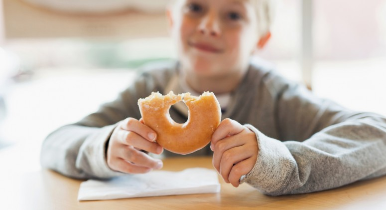 For Kids with Type 1 Diabetes, Eating Right Can Break the Bank