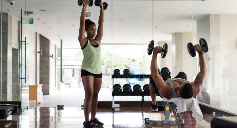 4 Ways to Make the Most Out of Your Gym Time