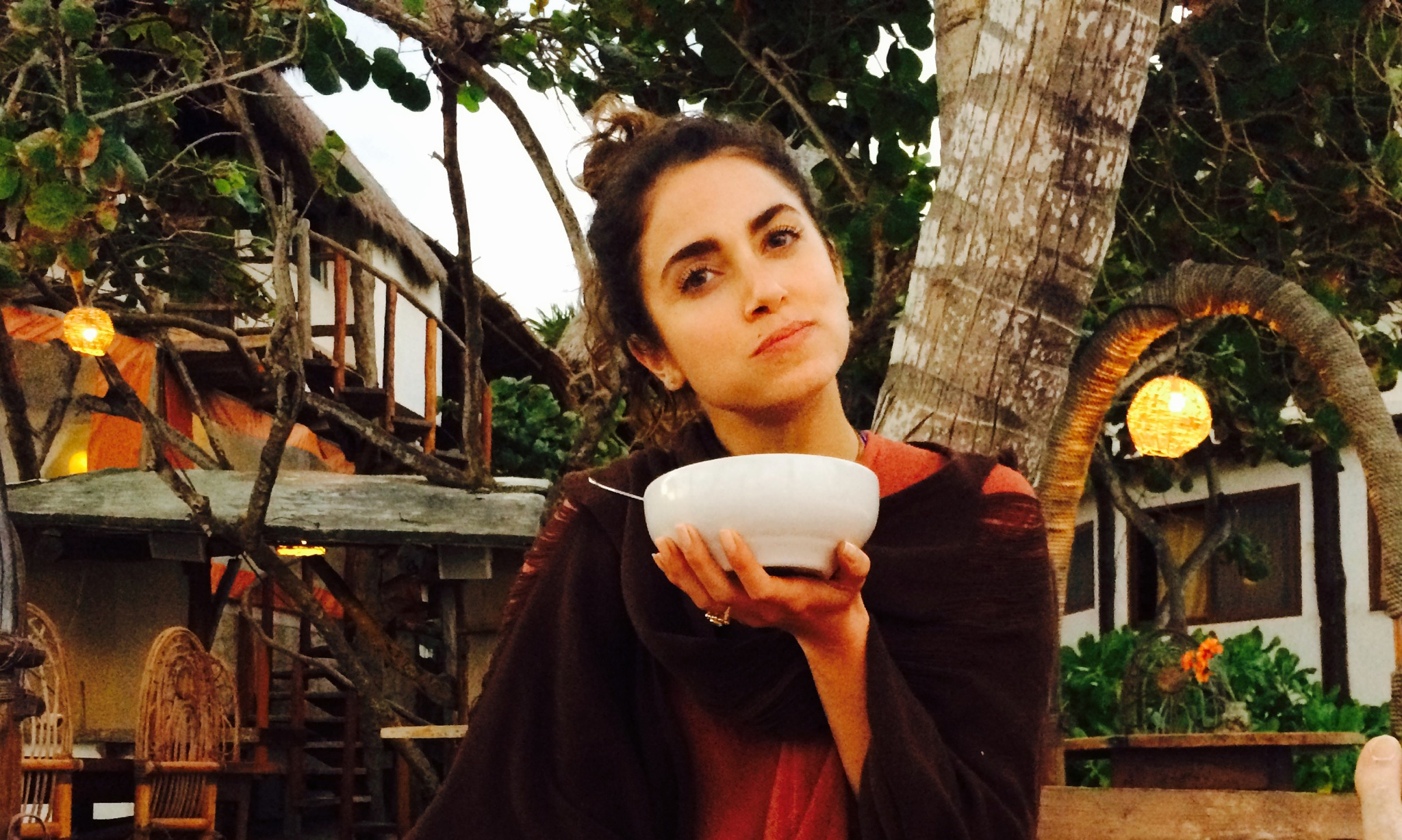 Nikki Reed's Secrets for Healthy Eating on the Go