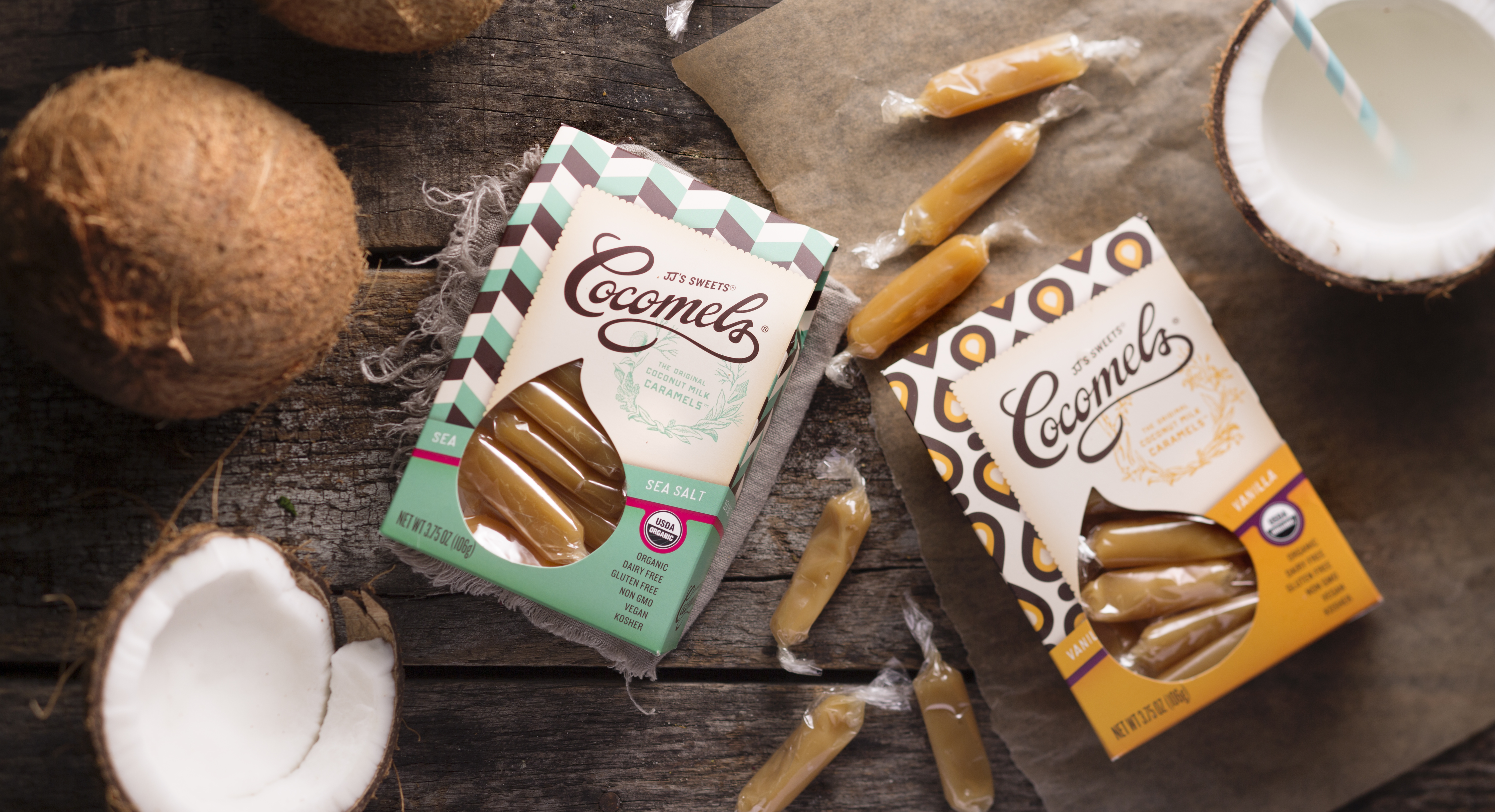 A Twist on Classic Caramels Has Candy Lovers Rejoicing