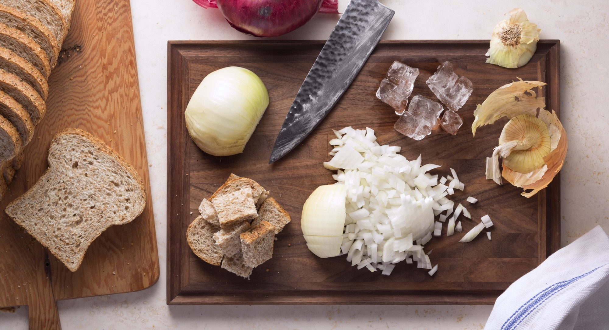 Tip of the Week: How Ice Can Stop Onion Tears