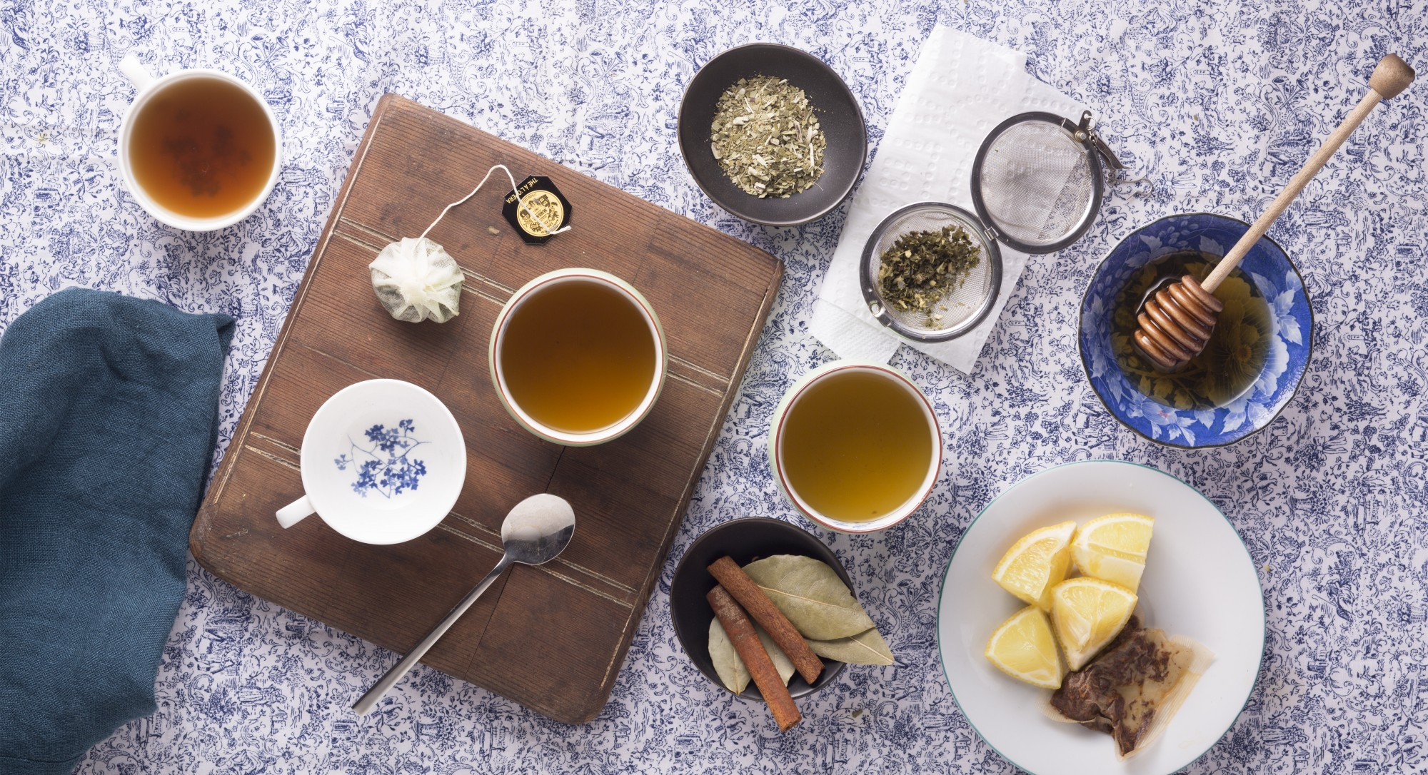 Tea Can Do a Body Good—But Which Kind Should You Choose?