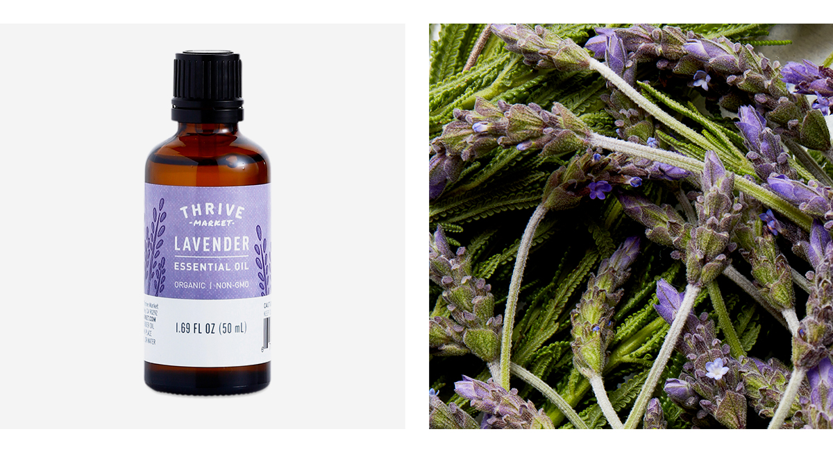 PMS Aromatherapy Blend w/ Lavender Essential Oil
