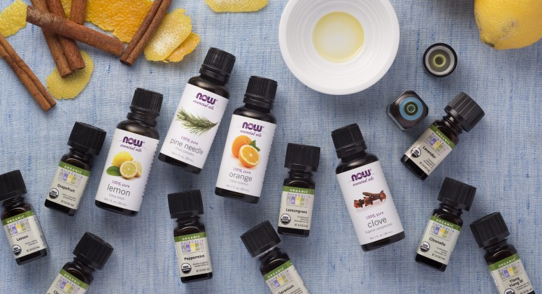 Our Guide To Essential Oil Blends