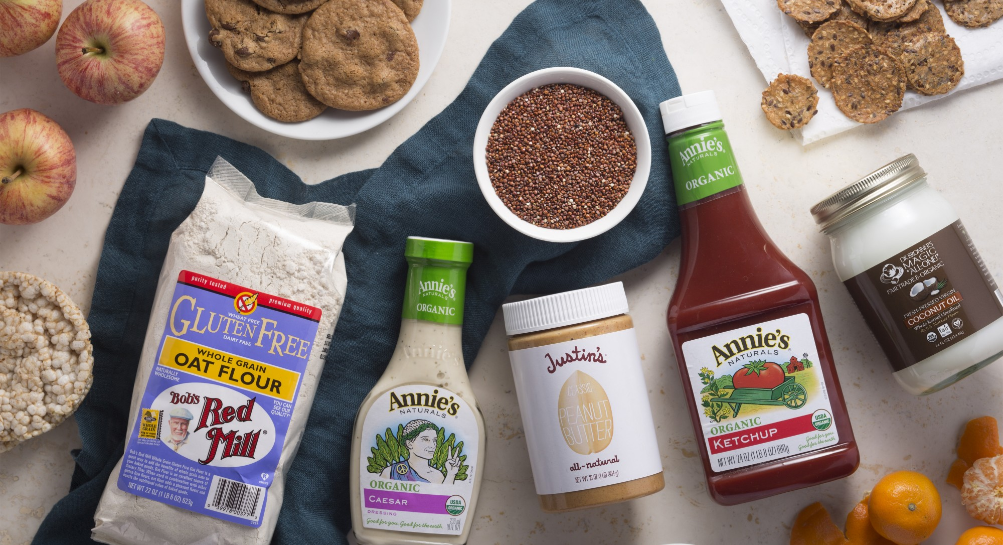 Going Gluten-Free? Here's How to Prep Your Pantry!