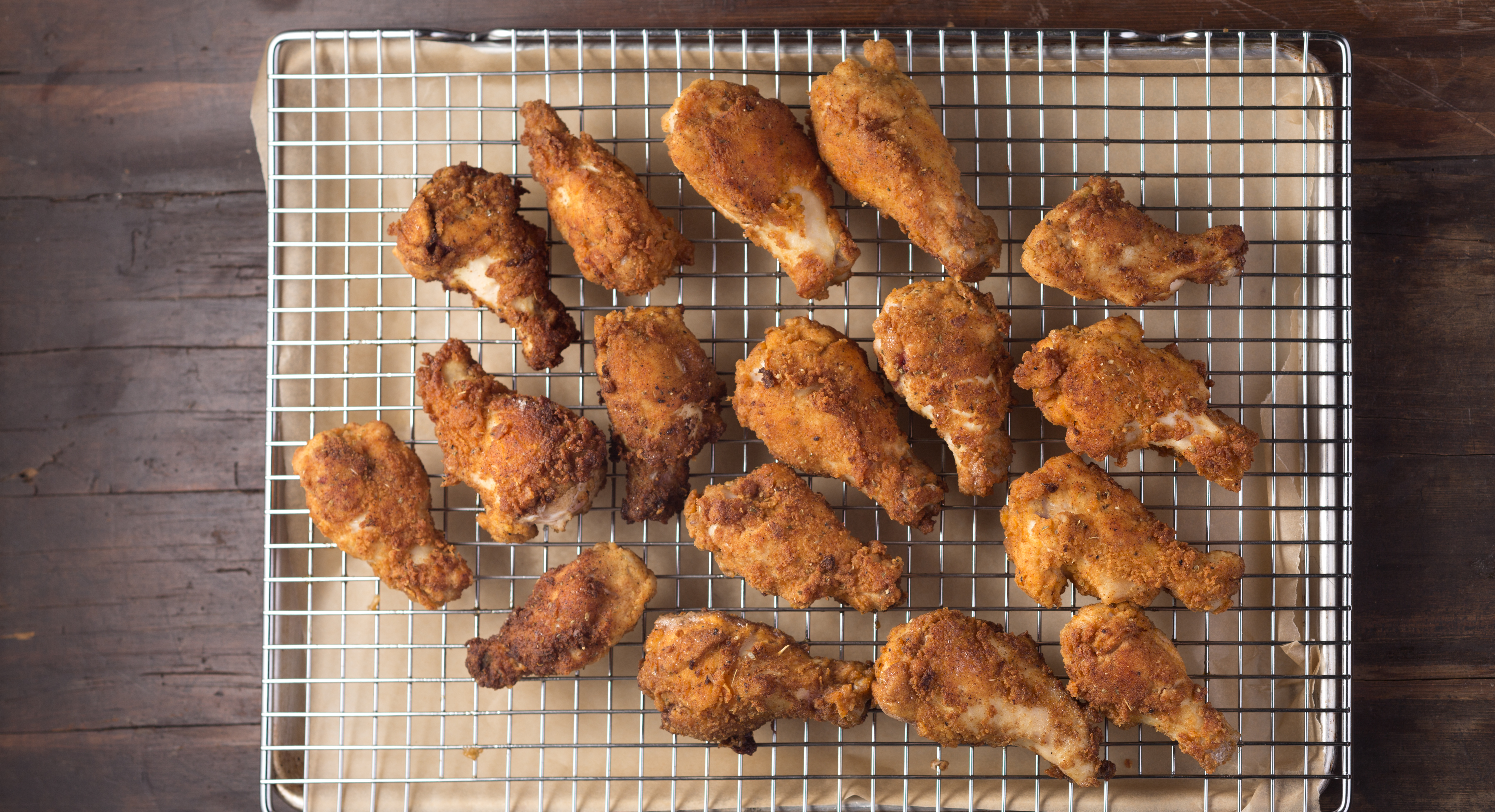 Coconut Flour Fried Chicken Wings Thrive Market