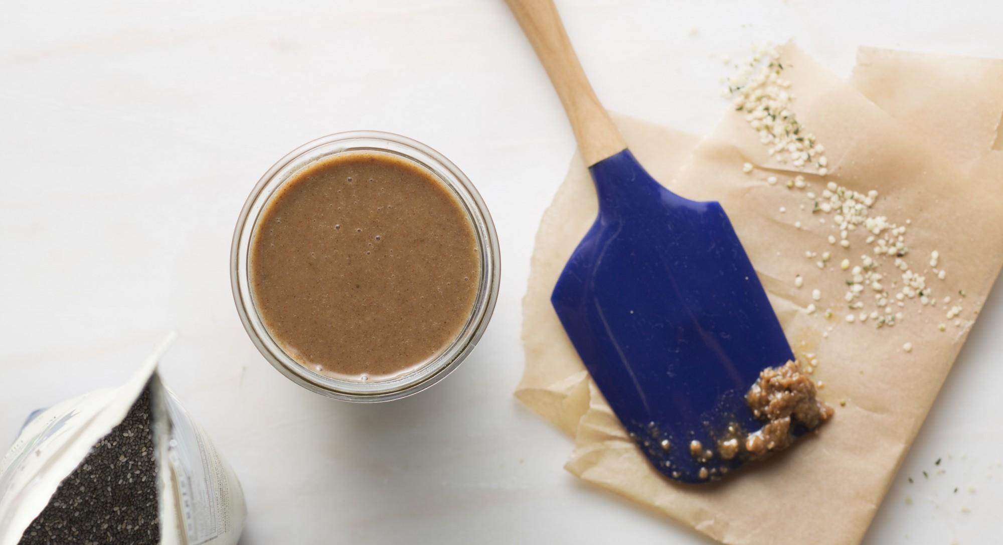 Upgrade Your Breakfast With Omega-3 Maple Almond Butter