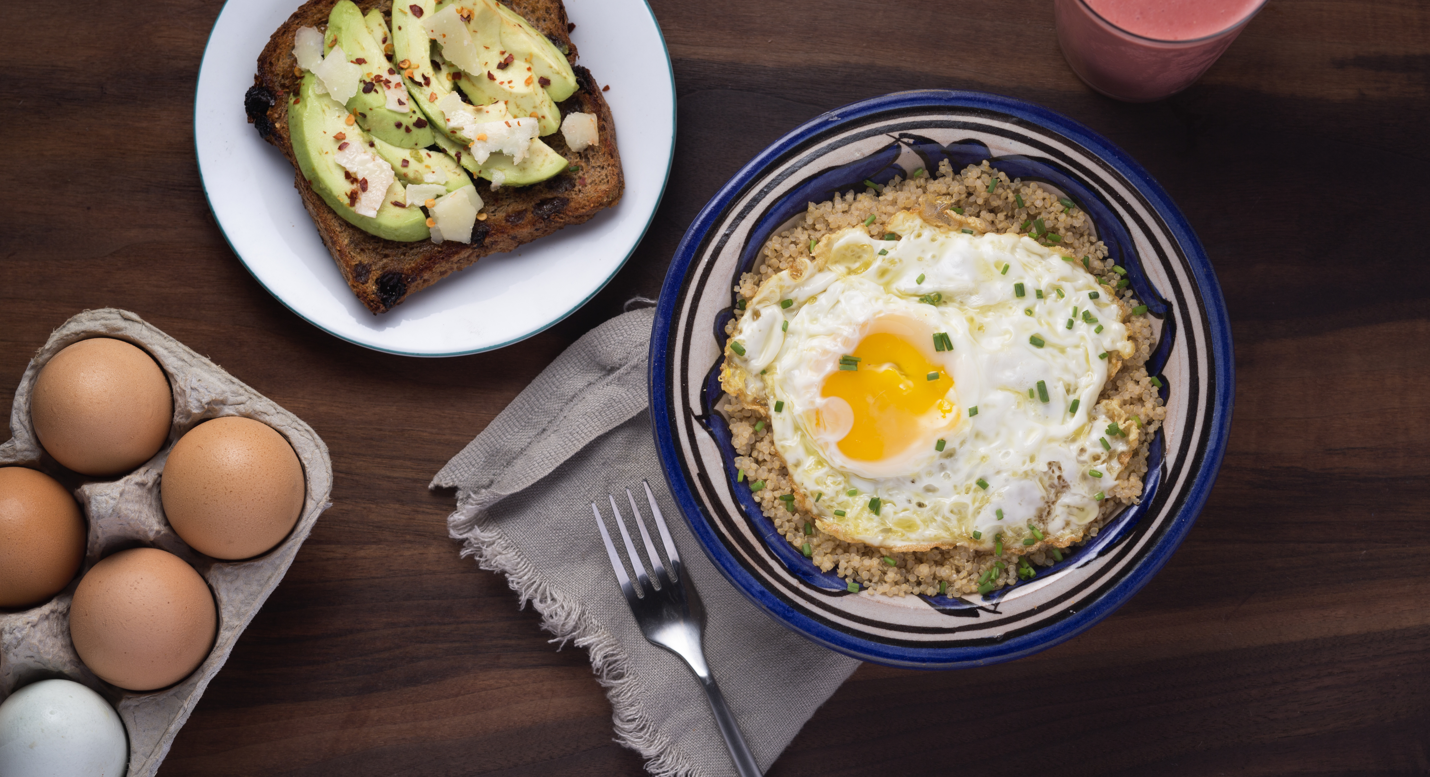Quick Breakfast Ideas to Jump-Start Your Day
