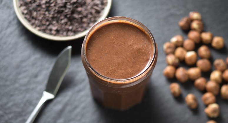 Finally, a Chocolate-Hazelnut Spread Without the Guilt