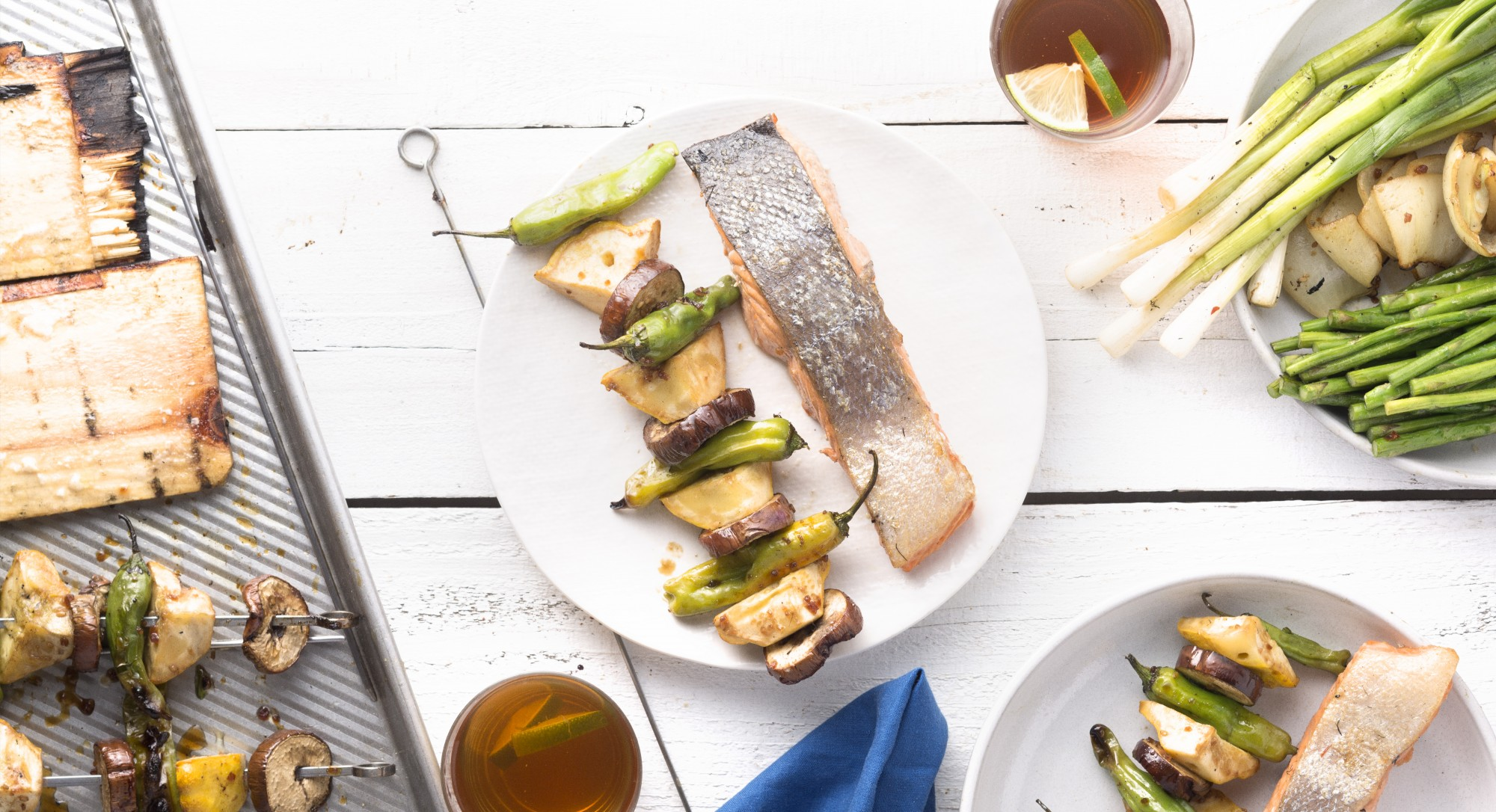 Here's the Grilled Salmon Recipe Every BBQ Needs