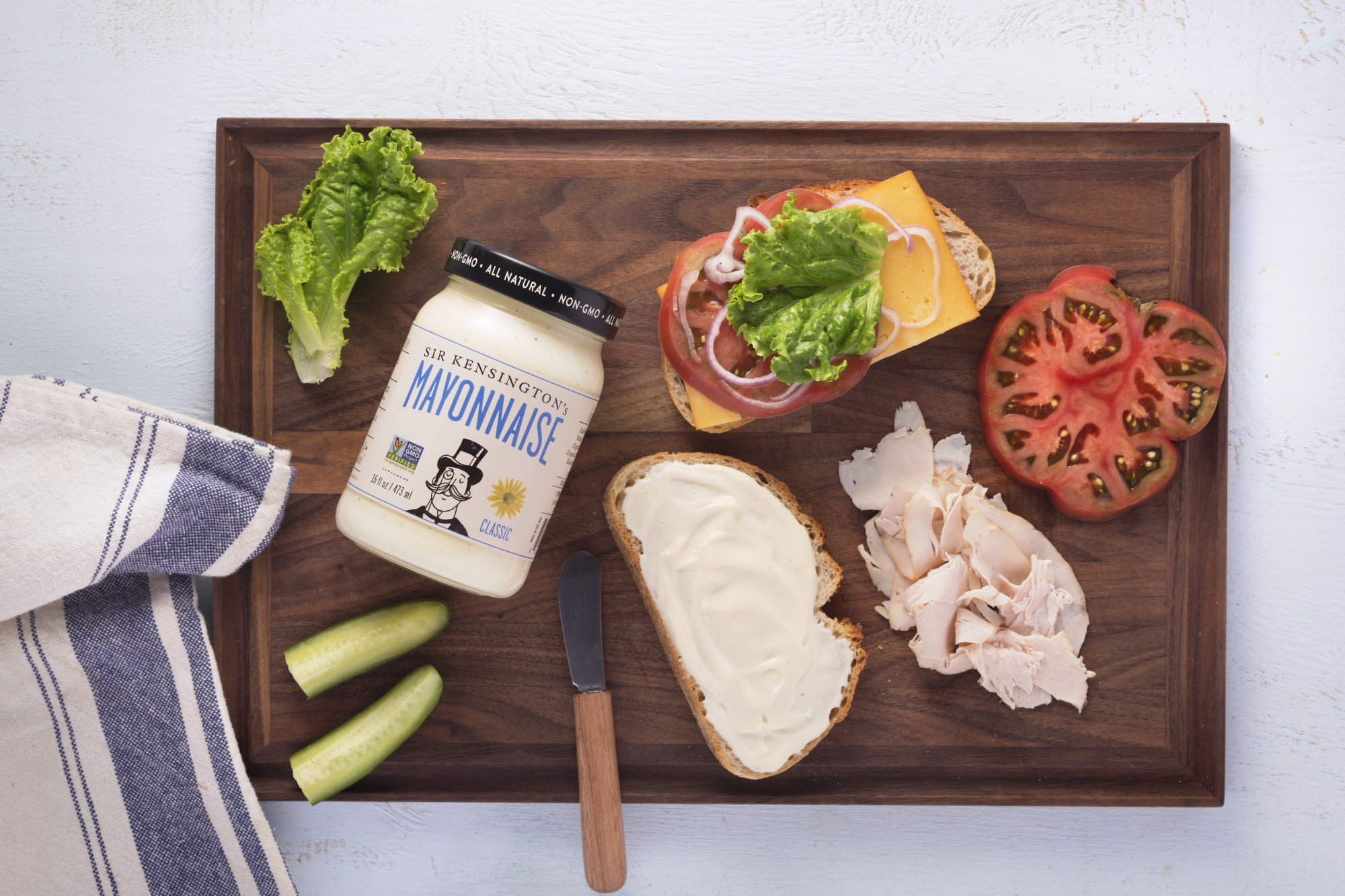 This Mayo Will Change Your Sandwich Game Forever
