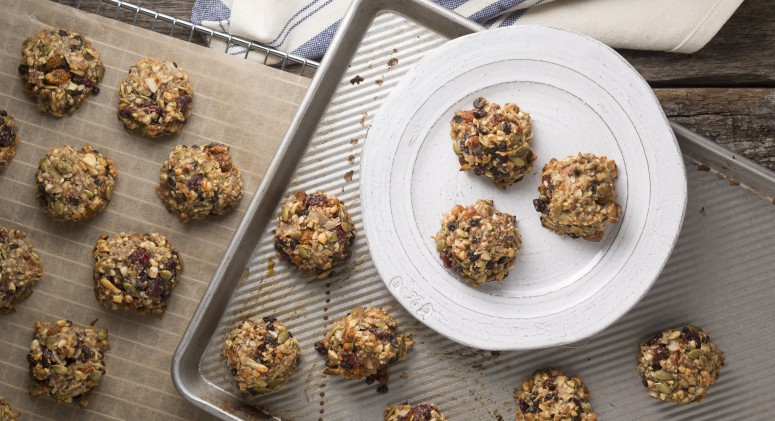 Who Needs Cereal When You Can Make These Cookies for Breakfast