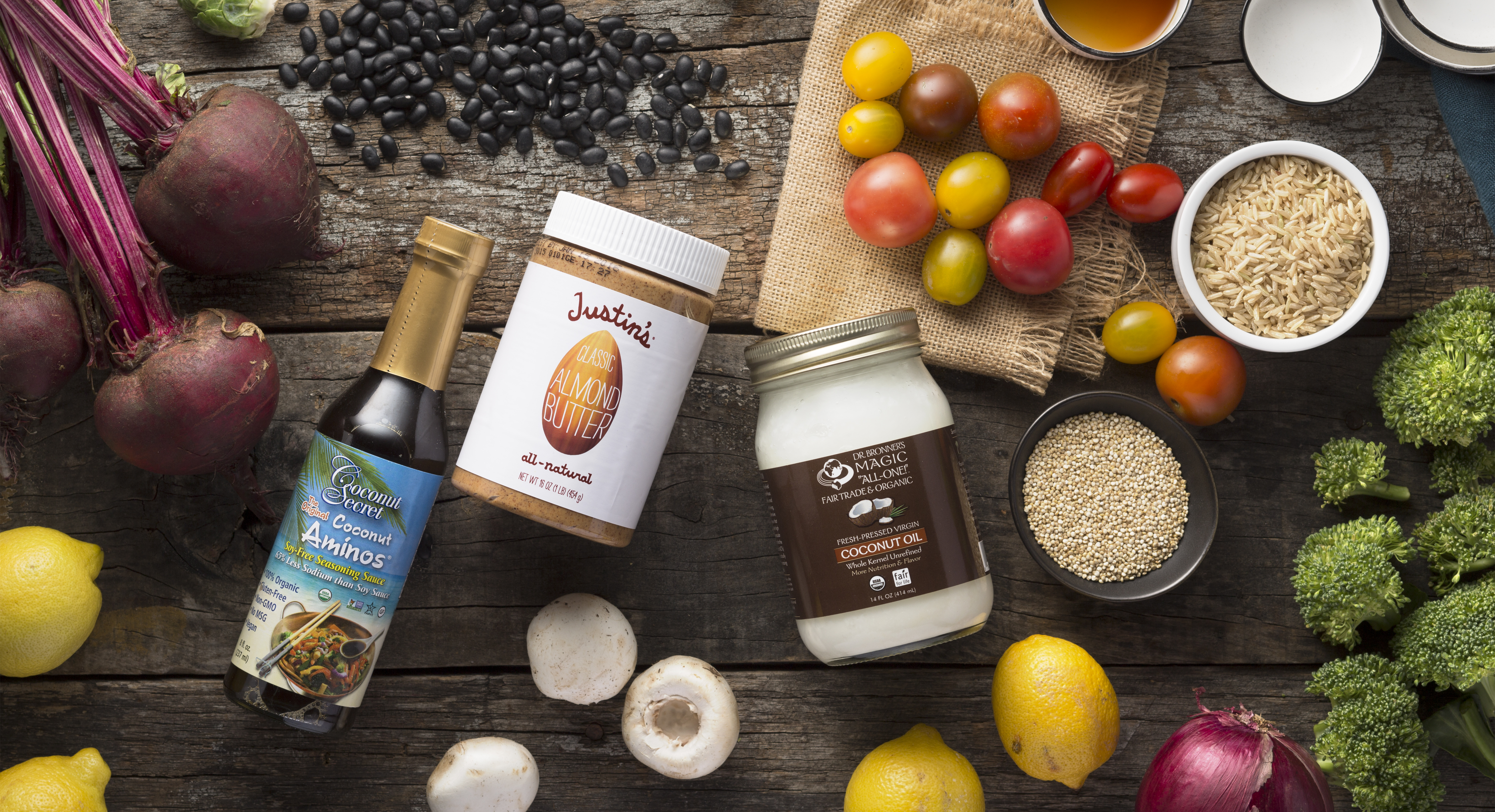 Going Vegan? Here Are 9 Staples For Your Pantry