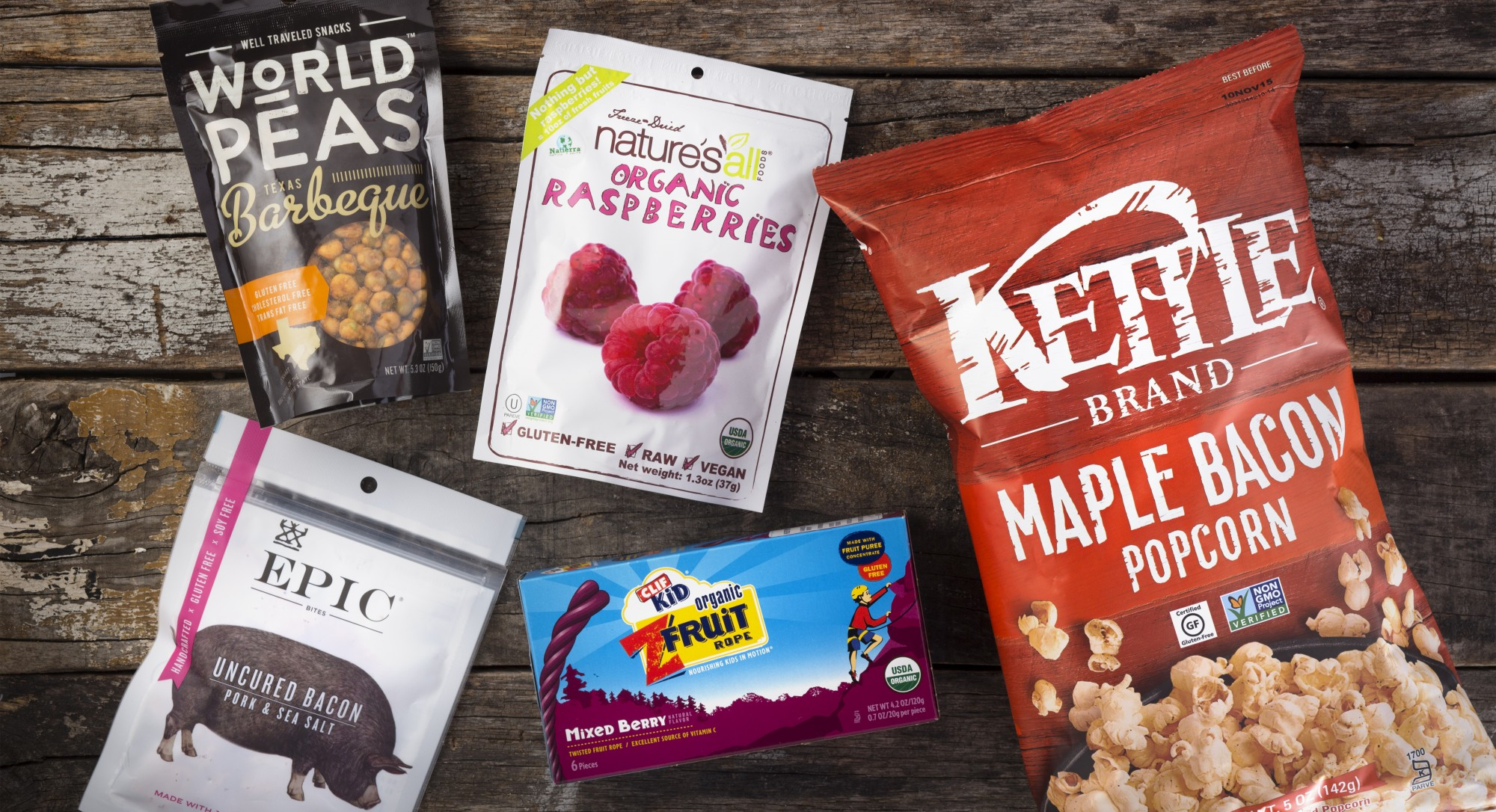 Less Is More: 10 Snacks with Less Than 6 Ingredients