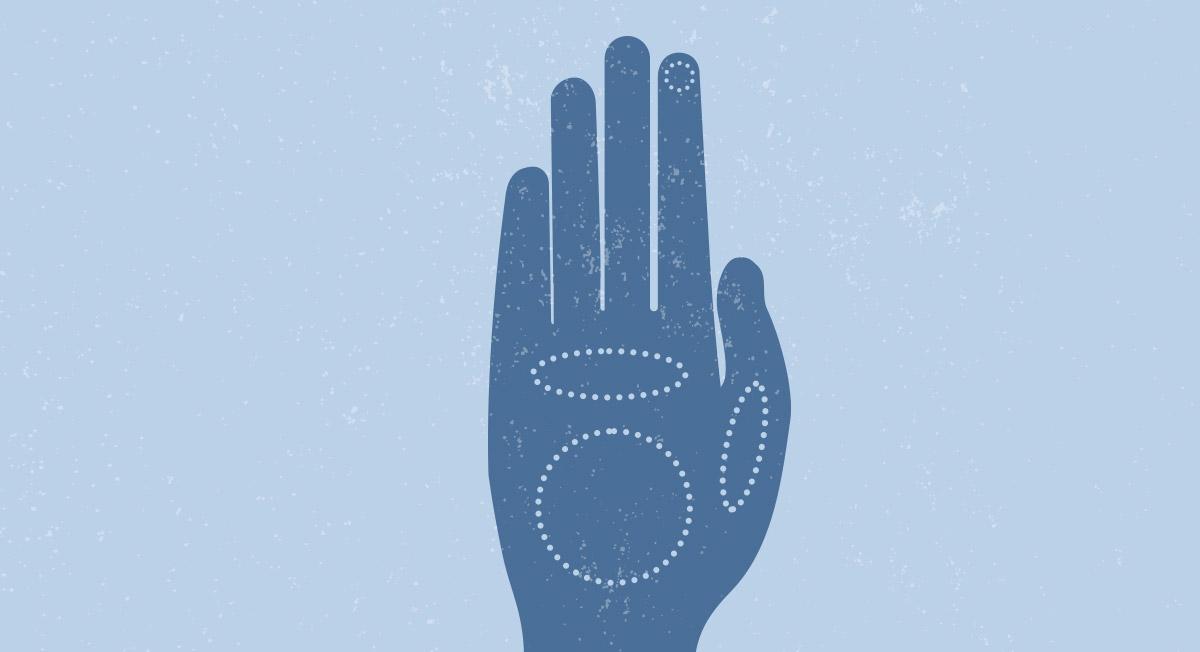 Get Zen Fast: Reflexology You Can Do From Your Desk