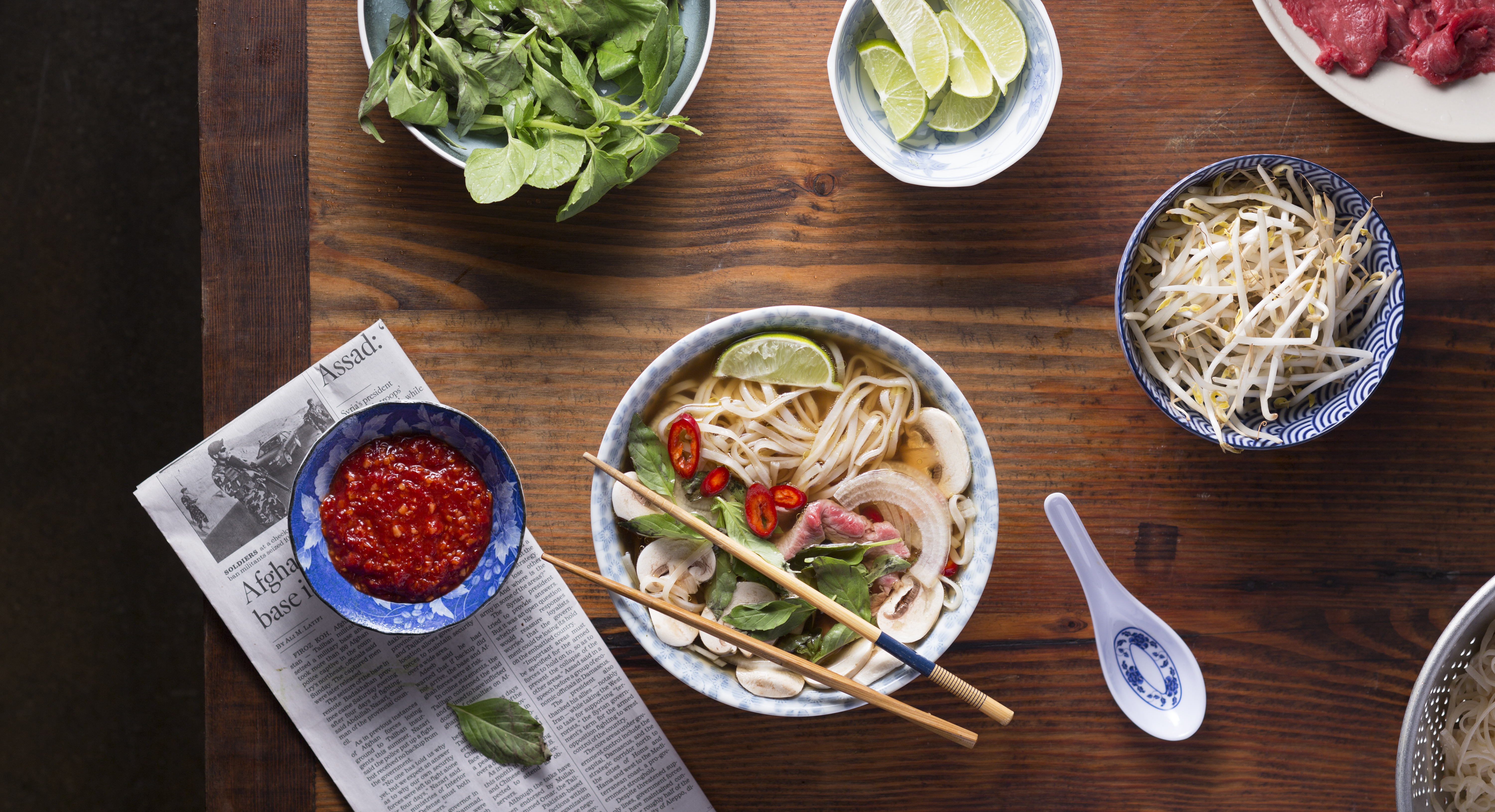 Flavorful Homemade Pho Is a Snap With This Simple Shortcut