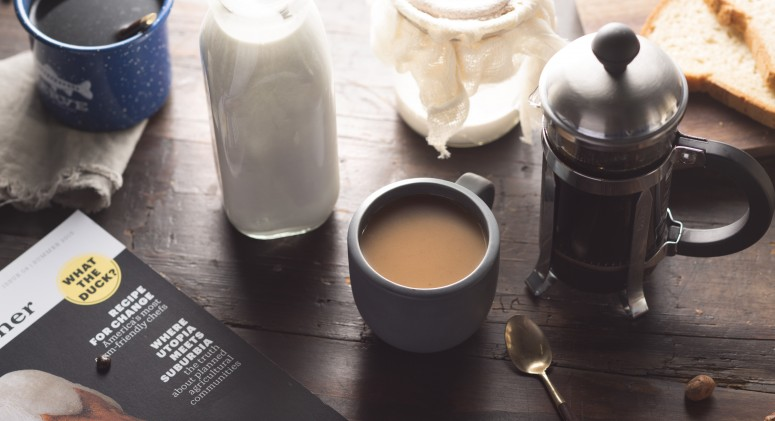 Upgrade Your Coffee Creamer With The Easiest Recipe Ever