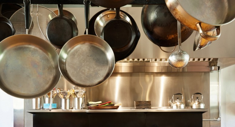 Kitchen Hack: How to Get Stubborn Brown Stains Off Your Pans