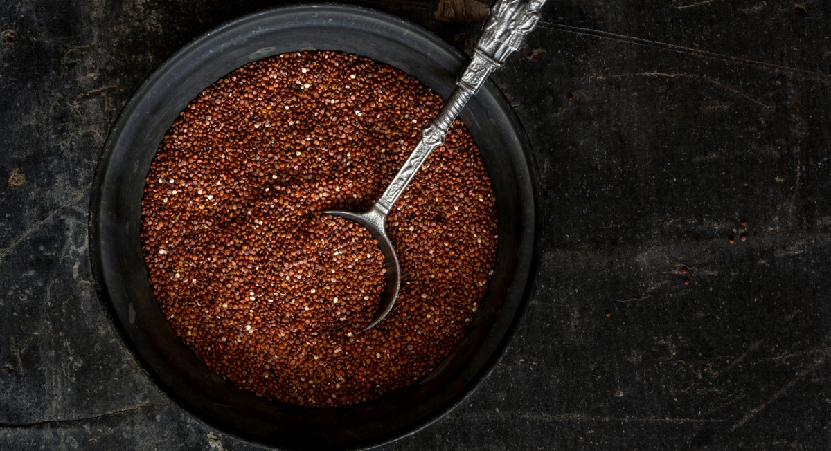 Ingredient of the Week: Quinoa, Nature's Super Seed