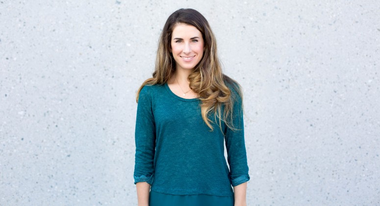Meet Michelle Pellizzon, Thrive's Resident Health Coach