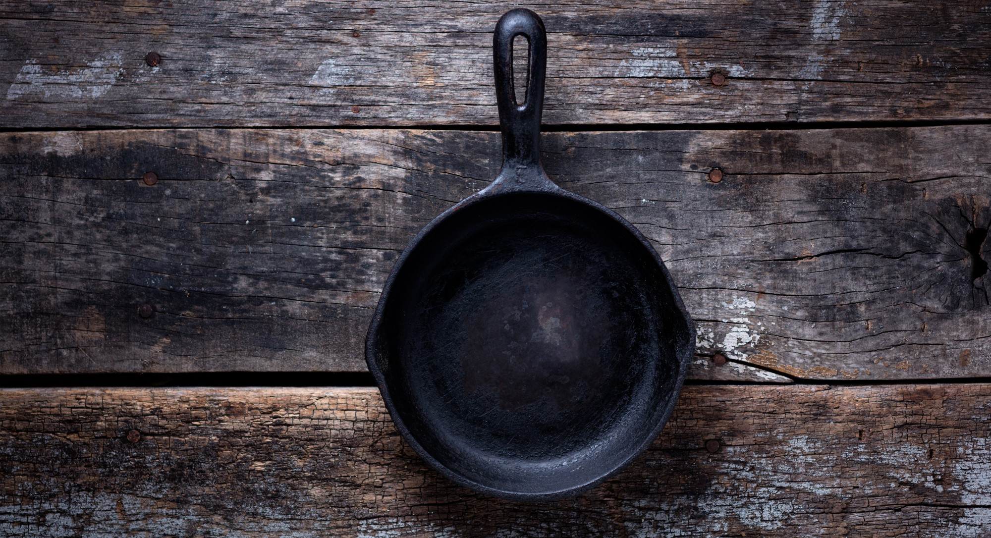 Kitchen Hack: Season and Clean Cast-Iron Pans Like a Pro